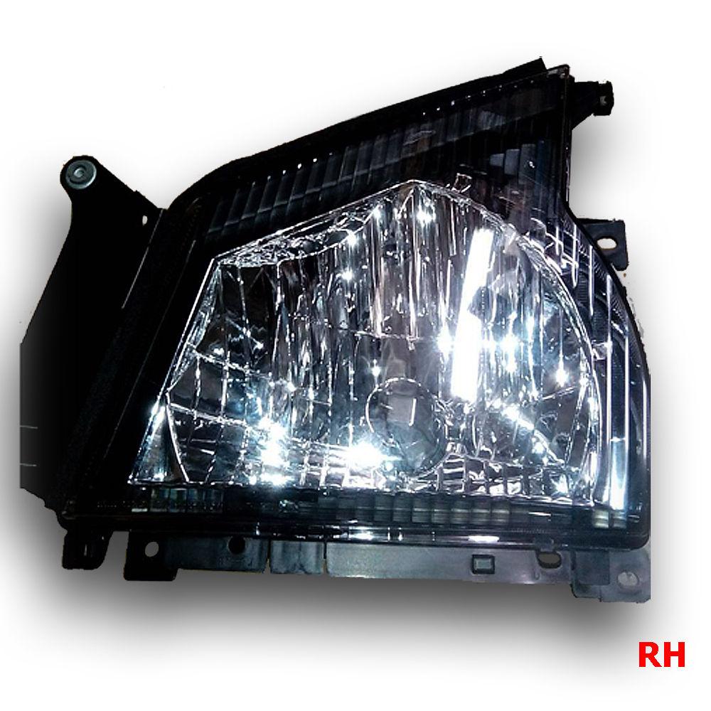 For 04 2007 Isuzu Npr Nqr W Series Gmc W4500 Head Light