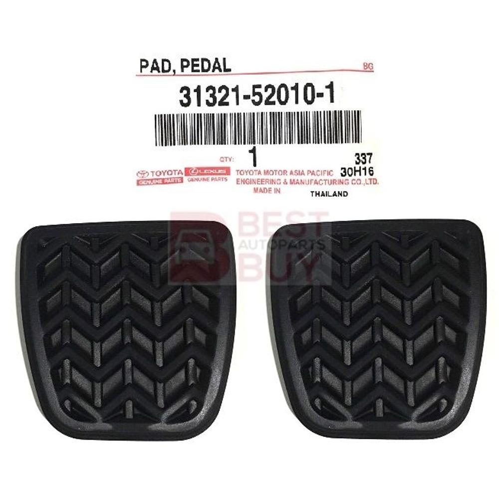 Toyota RAV4 Service Manual: Brake pedal